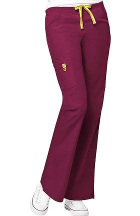 Clearance Origins by WonderWink Women's Romeo Classic Rise Slim Scrub Pant