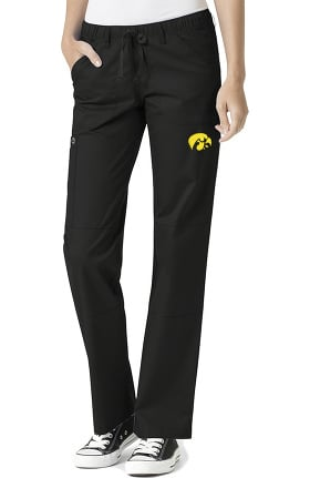 Collegiate by WonderWORK Women's Straight Leg Scrub Pant