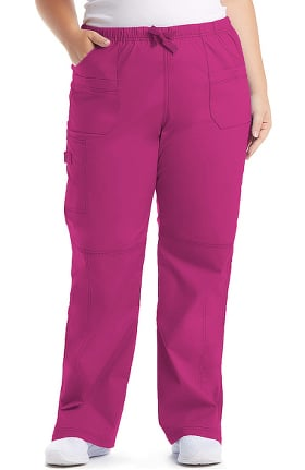 WonderFLEX by WonderWink Women's Faith Multi-Pocket Cargo Scrub Pant