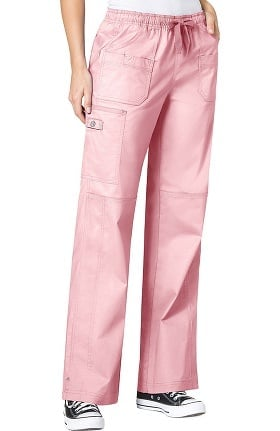 Clearance WonderFlex by WonderWink Women's Faith Multi-Pocket Cargo Scrub Pant