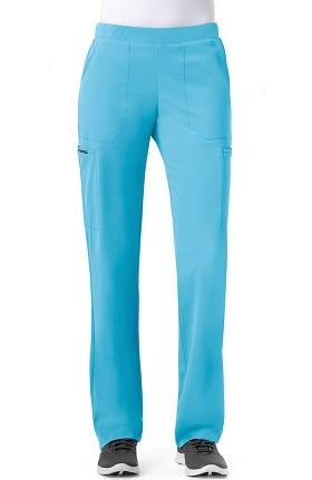 High Performance by WonderWink Women's Hybrid Straight Leg Scrub Pant