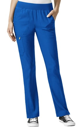 Four Stretch by WonderWink Women's Flexi Waist Scrub Pant
