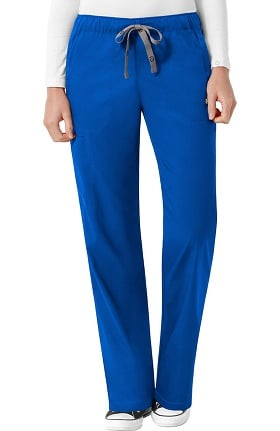 Clearance Next by WonderWink Women's Logan Drawstring Cargo Scrub Pant