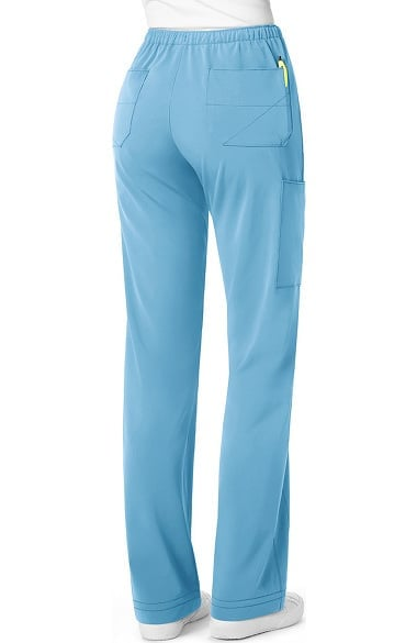 31a34ea7545 High Performance by WonderWink Women's Ion Boot Cut Cinched Scrub Pant. 1
