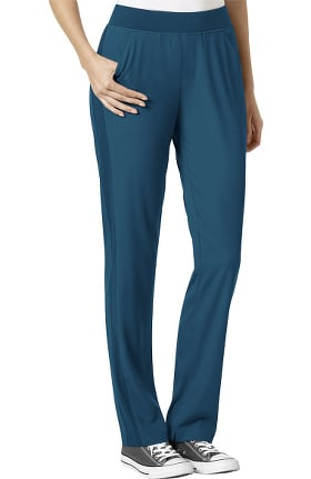 Aero by WonderWink Women's Racer Scrub Pant