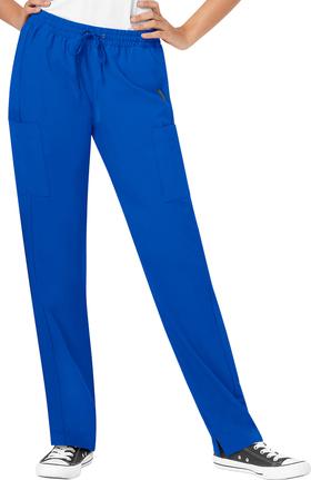 Neo by WonderWink Women's Fashion Essential Straight Leg Scrub Pant