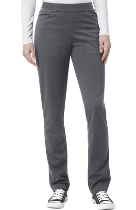 Aero by WonderWink Women's Ponte Knit Scrub Pant