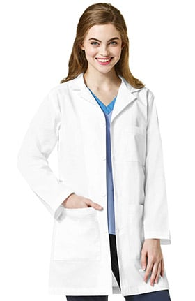 Clearance WonderFlex by WonderWink Women's Utopia Fashion Lab Coat