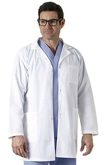 "Wonderlab by WonderWink Unisex 33"" Student Lab Coat"