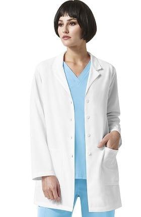 "High Performance by WonderWink Women's Luna 32¾"" Lab Coat"