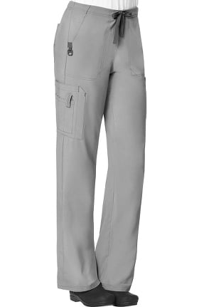 Clearance CROSS-FLEX by Carhartt Women's FORCE® Boot Cut Cargo Scrub Pant