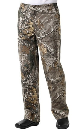 RealTree by Carhartt Men's Utility Cargo Abstract Print Scrub Pant