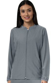 Liberty by Carhartt Women's Zip Front Scrub Jacket