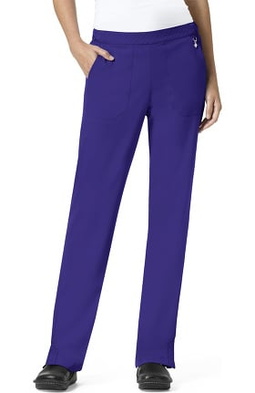 Clearance Halo by Vera Bradley Women's Matilde Elastic Quilted Waistband Scrub Pant