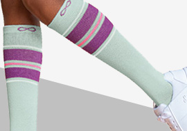 Cherokee Infinity Women's Compression Socks Gift