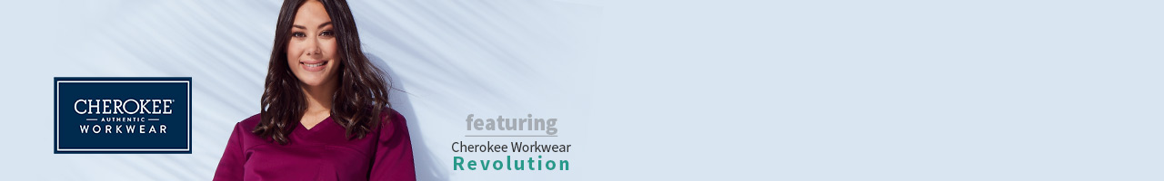 Introducing Cherokee Workwear Revolution scrubs