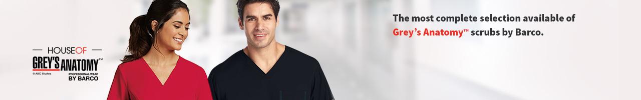Grey's Anatomy Active and Signature scrubs