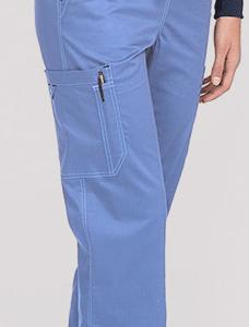 b33effbf12b05 Yoga Scrub Pants - Shop Cargo & Waistband Style Bottoms | allheart