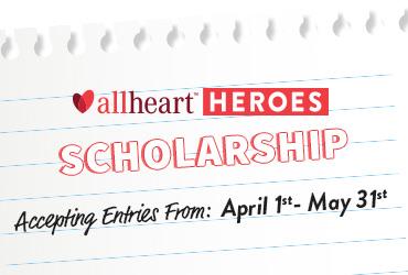 allheart Heroes Scholarship