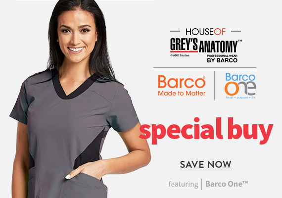quality design 98762 7e75b Littmann Sale with Free Shipping Promotion Grey s Anatomy Barco Uniforms  Clearance Promotion