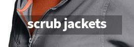 scrub jackets