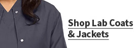 shop lab coats and jackets
