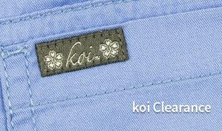 Koi Clearance