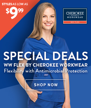 WW Flex by Cherokee Workwear