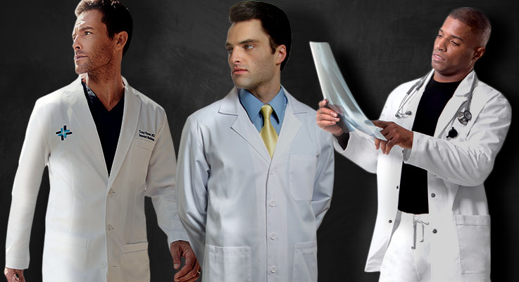 ah.MAN Lab Coat